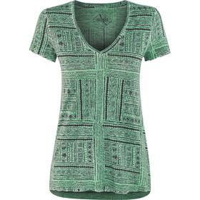 Red Chili Fey Shortsleeve Shirt Women green